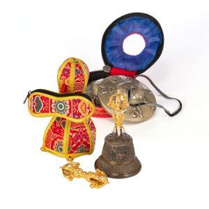 Bells, Zen Cymbals, Timbalos & Tingshas